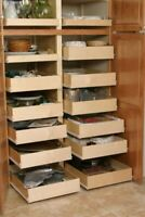 Closet - Basement - Mud Room - Kitchen Organizers