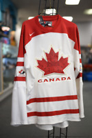 Team Canada Vancouver 2010 Hockey Jersey Winnipeg Manitoba Preview