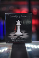 Breaking Dawn Audio Book Winnipeg Manitoba Preview