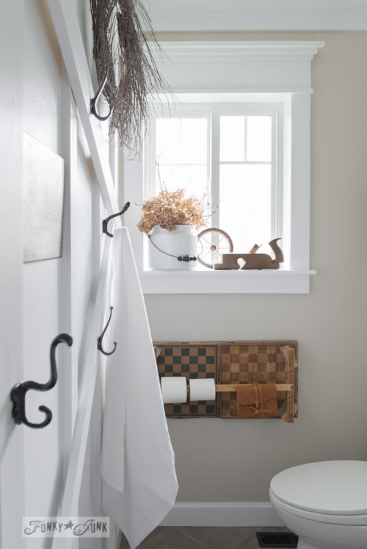 5 beautifully unique window treatments you can make yourself / By Funky Junk Interiors for @ebay
