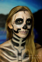 Halloween Makeup - Maquillage d'Halloween