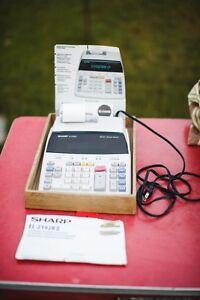 Printing Calculator / Accounting Adding Machine