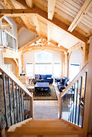 Timber Frame Thunder Bay