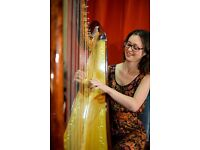 Harp and clarsach teacher and performer