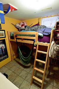 Loft Bed Buy Or Sell Beds Amp Mattresses In Edmonton Kijiji Classifieds