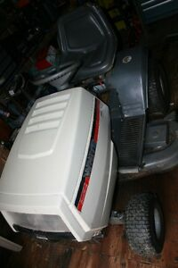 "White 19.5 HP 46"" Cut, Lawn Mower/Tractor London Ontario image 1"