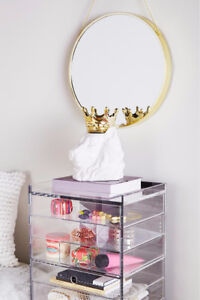 ANYONE SEEN THIS? From Home Sense - Acrylic Drawers