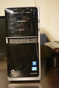 HP Pavilion Desktop Computer Bundel