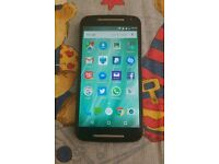 Motorola Moto G 2nd Generation TWIN SIM - Black Mobile Phone