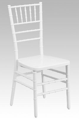 Hercules Premium Series White Resin Stacking Chiavari Chair Le-white-gg