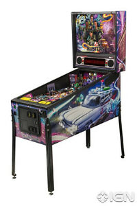 GHOSTBUSTERS Pinball Machines! IN STOCK NOW!