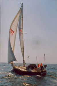 Sailboat - Aloha 34ft (1979) - Gananoque Summer/Iroquois Winter