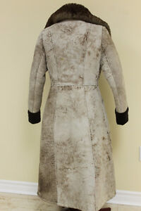 One-of-a-kind coat