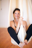 Aerial Yoga with Alyssa - 11:11 FALL Registration