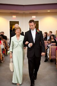 Fully lined gown and jacket Kitchener / Waterloo Kitchener Area image 1