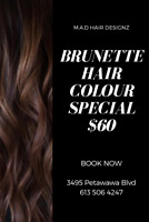 Brunette Hair Colour Special!