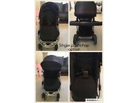 Icandy Apple 2 Pear travel system with car seat and isofix