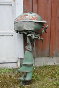 JOHNSON 5HP $90.00
