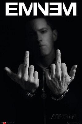Eminem - Fingers Poster Print, 24x36