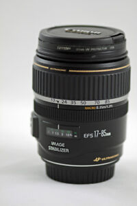 canon 17 85 IS USM zoom lens