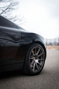 19's ADV.1 M.V1 Forged Wheels & Michelin Pilot 4S Tires
