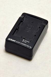 Original Nikon MH18a charger for D300-D700-D800