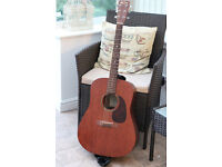 Martin D-15 Dreadnought Acoustic with original hard case