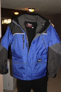 Men's or Teenage Boy's Viking Tempest 11 Tri-Zone Winter Jacket.