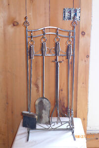 Outils pour foyer