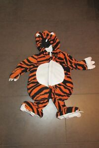 Baby Infant Tiger Halloween Costume - Old Navy - 0-6 Months