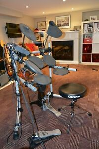 Yamaha DTX500 Electronic Drums