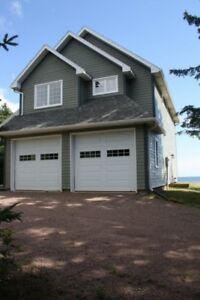 Beautiful waterfront property for rent in Cape Traverse