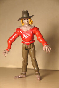 "SCARECROW ACTION FIGURE ""Batman the Animated Series"" DC COMICS"