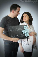 Prenatal Photography Sessions - $75