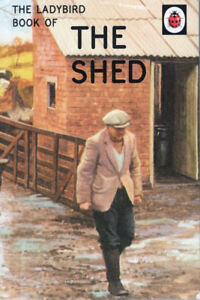 Like New The Ladybird Books for Grown Ups - The Shed
