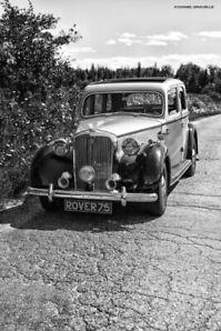 RARE ROVER 75 P3 1948 (GATINEAU, QC)