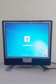 "Philips 17"" monitor for PC"
