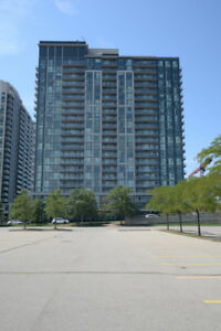 New Mississauga condo - large 1 bedroom unit - Square One