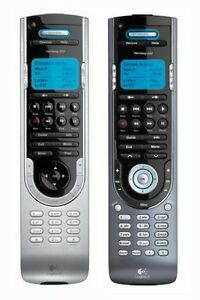 LOGITECH HARMONY 550 AND 520 UNIVERSAL REMOTES BOTH FOR $70