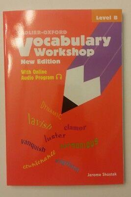 WILLIAM H. SADLIER STAFF - Vocabulary Workshop: Level B -  Brand (William Level)