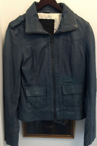 The real SuperDry and co. Blake biker jacket.