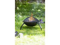 La Hacienda Camping Firebowl with Grill