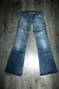 Seven For All Mankind Women's Size 26 Flare Jeans 7