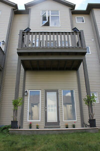 Large bright townhome for rent in Invermere
