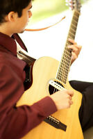 Private Guitar Lessons (All Ages)