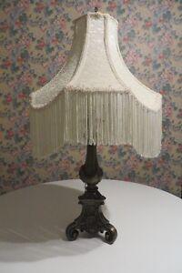 Lampe et abat-jour