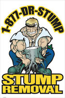1-877-DR-STUMP - STUMPGRINDING, BOBCAT SERVICE (Lower Mainland)