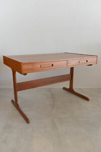 Pupitre Pop Up de Dyrlund, Danemark / Pop up Danish Teak Desk