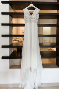 Pronovias Orobia Wedding dress for sale, great condition