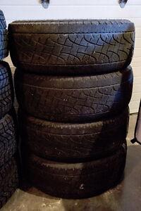 4 Pirelli Scorpion ATR M+S Tires - Ford F-150 FX4 P275/55R20